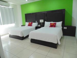 Chiapas Hotel Express, Szállodák  Tuxtla Gutiérrez - big - 12