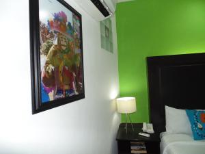 Chiapas Hotel Express, Szállodák  Tuxtla Gutiérrez - big - 6
