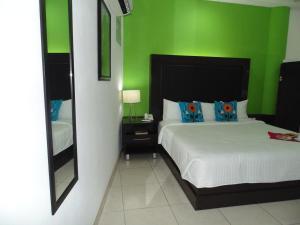 Chiapas Hotel Express, Szállodák  Tuxtla Gutiérrez - big - 11