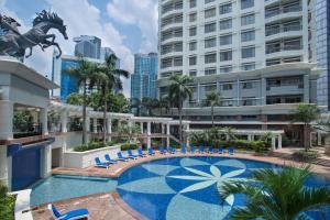 Somerset Grand Citra Jakarta, Apartmánové hotely  Jakarta - big - 66