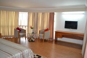Paintsiwa Wangara Apartment, Apartmány  Accra - big - 22