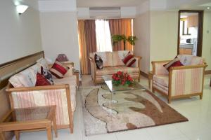 Paintsiwa Wangara Apartment, Apartmány  Accra - big - 24