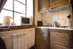 Apartment on Kovenskiy, Apartmanok  Szentpétervár - big - 12