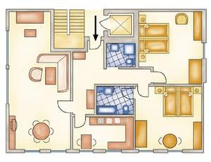 Apartments Deimann, Apartmány  Schmallenberg - big - 12