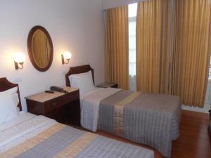 Hotel S. Marino, Hotel  Oporto - big - 39