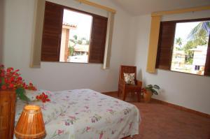Villa Borromeo, B&B (nocľahy s raňajkami)  Salvador - big - 18