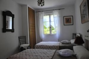 Bastide de l'Avelan, Отели типа «постель и завтрак»  Гримо - big - 50