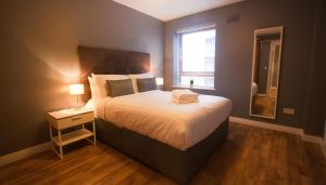 IFSC Dublin City Apartments by theKeyCollection, Apartmanok  Dublin - big - 4