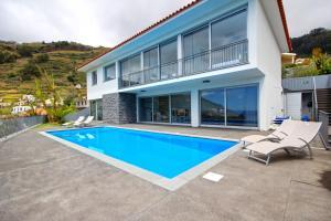 Villa Panoramica by HR Madeira, Виллы  Арку-да-Кальета - big - 35