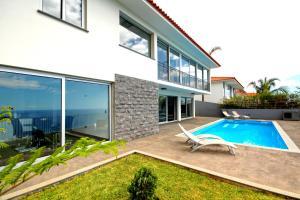 Villa Panoramica by HR Madeira, Виллы  Арку-да-Кальета - big - 36