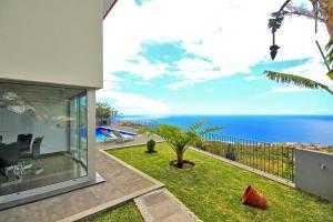 Villa Panoramica by HR Madeira, Виллы  Арку-да-Кальета - big - 37