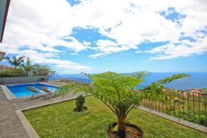 Villa Panoramica by HR Madeira, Виллы  Арку-да-Кальета - big - 38