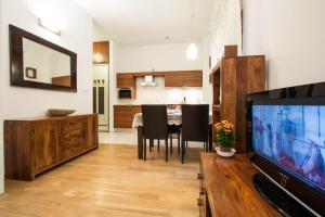 Apartamenty Willa Radowid Zakopane, Апартаменты  Закопане - big - 11