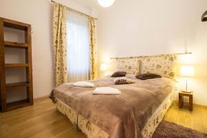 Apartamenty Willa Radowid Zakopane, Апартаменты  Закопане - big - 10