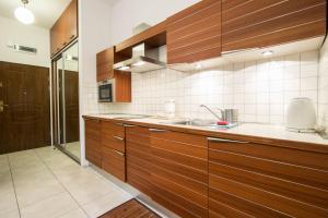 Apartamenty Willa Radowid Zakopane, Апартаменты  Закопане - big - 7