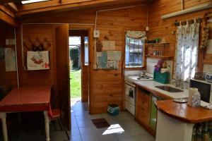 El Repecho, Chaty v prírode  San Carlos de Bariloche - big - 37