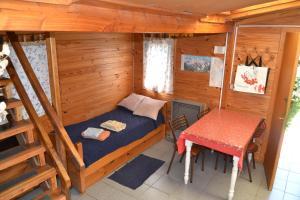 El Repecho, Chaty v prírode  San Carlos de Bariloche - big - 45