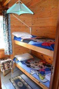 El Repecho, Chaty v prírode  San Carlos de Bariloche - big - 38