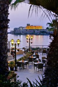 Marina Hotel Corinthia Beach Resort Malta, Hotely  St Julian's - big - 27