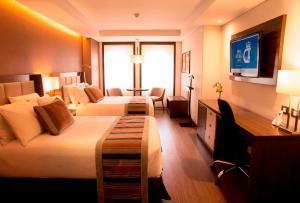 Dann Carlton Bogota, Hotels  Bogotá - big - 10