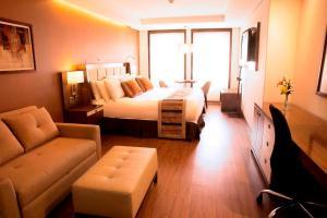 Dann Carlton Bogota, Hotels  Bogotá - big - 9