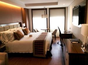Dann Carlton Bogota, Hotels  Bogotá - big - 4
