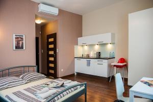 Cracow Apartaments, Apartmány  Krakov - big - 15