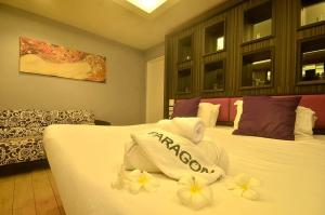 Paragon Inn, Отели  Лат-Крабанг - big - 2