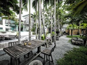 Paragon Inn, Отели  Лат-Крабанг - big - 60