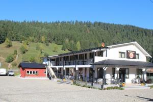La Roca, Guest houses  Grinţieşu Mic - big - 46