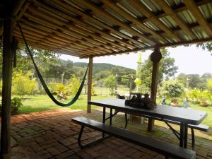 Rancho Hostal La Escondida Eco Park, Bed and breakfasts  Teopisca - big - 64