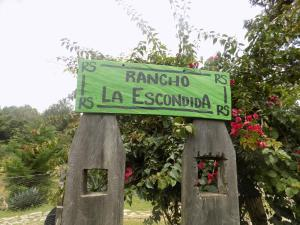 Rancho Hostal La Escondida Eco Park, Bed and breakfasts  Teopisca - big - 1