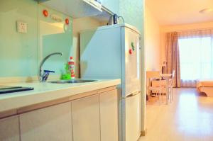 China Sunshine Apartment Dacheng, Apartmány  Peking - big - 5
