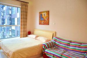 China Sunshine Apartment Dacheng, Apartmány  Peking - big - 17