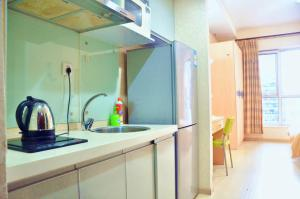 China Sunshine Apartment Dacheng, Apartmány  Peking - big - 20