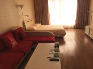 China Sunshine Apartment Dacheng, Apartmány  Peking - big - 38