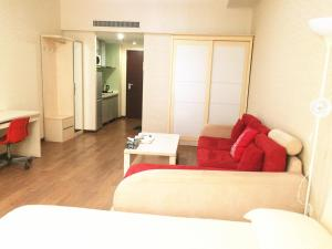 China Sunshine Apartment Dacheng, Apartmány  Peking - big - 41