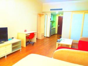 China Sunshine Apartment Dacheng, Apartmány  Peking - big - 3