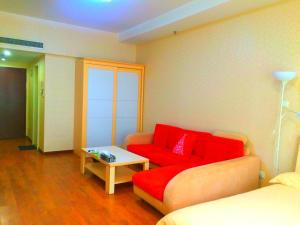 China Sunshine Apartment Dacheng, Apartmány  Peking - big - 42