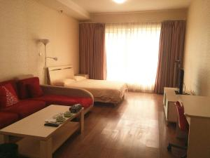 China Sunshine Apartment Dacheng, Apartmány  Peking - big - 44