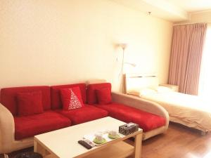 China Sunshine Apartment Dacheng, Apartmány  Peking - big - 45