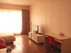 China Sunshine Apartment Dacheng, Apartmány  Peking - big - 46