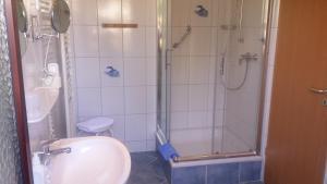 Familien- und Apparthotel Strandhof, Hotely  Tossens - big - 13