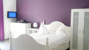 Familien- und Apparthotel Strandhof, Hotely  Tossens - big - 7