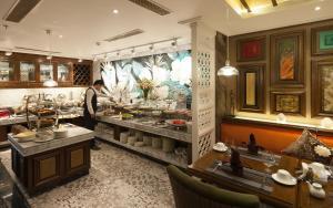 Hanoi Peridot Hotel (formerly Hanoi Delano Hotel), Hotely  Hanoj - big - 55