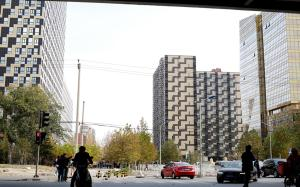 China Sunshine Apartment Dacheng, Apartmány  Peking - big - 49