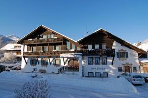 Hotel Garni Trifthof, Hotels  Garmisch-Partenkirchen - big - 36