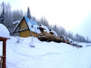 Отель Горнолыжный Комплекс Алтайские Альпы, Усть-Каменогорск