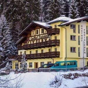 Hotel-Gasthof Freisleben, Hotely  Sankt Anton am Arlberg - big - 61