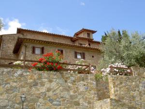 Quercia Al Poggio, Фермерские дома  Барберино-Валь-д'Эльса - big - 77
